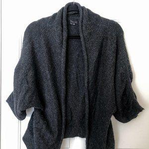 Theory cozy cashmere cardigan sweater, size large